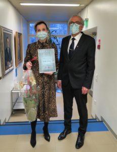 Sally Jarvelä ja Kari Viitamäki